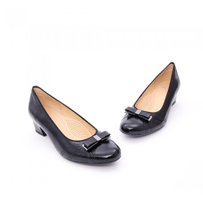 Pantof piele naturala lacuita marca ARA 12-35815 1