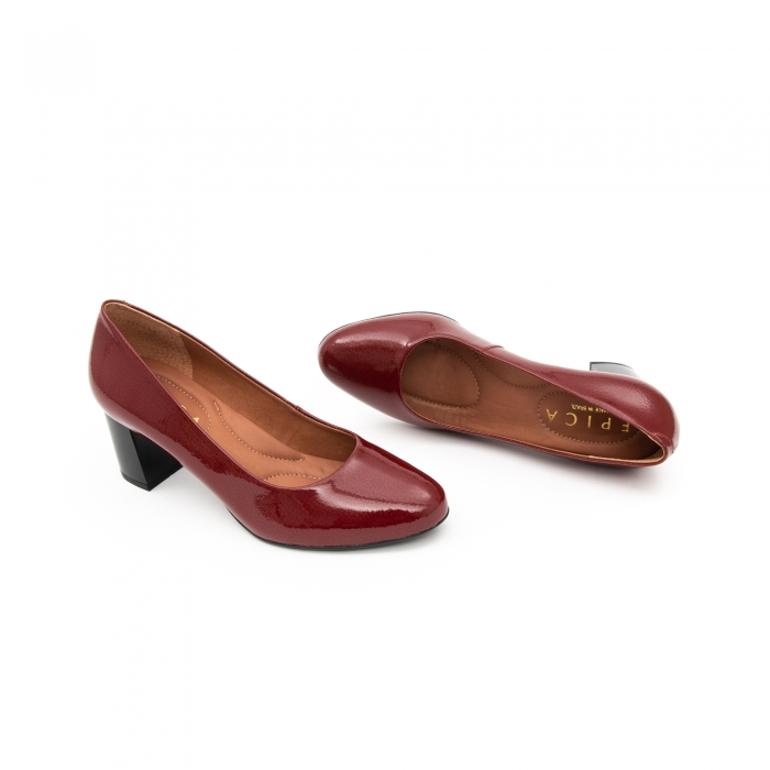 Pantof elegant dama EPICA OE7122-337-455 23-L 2