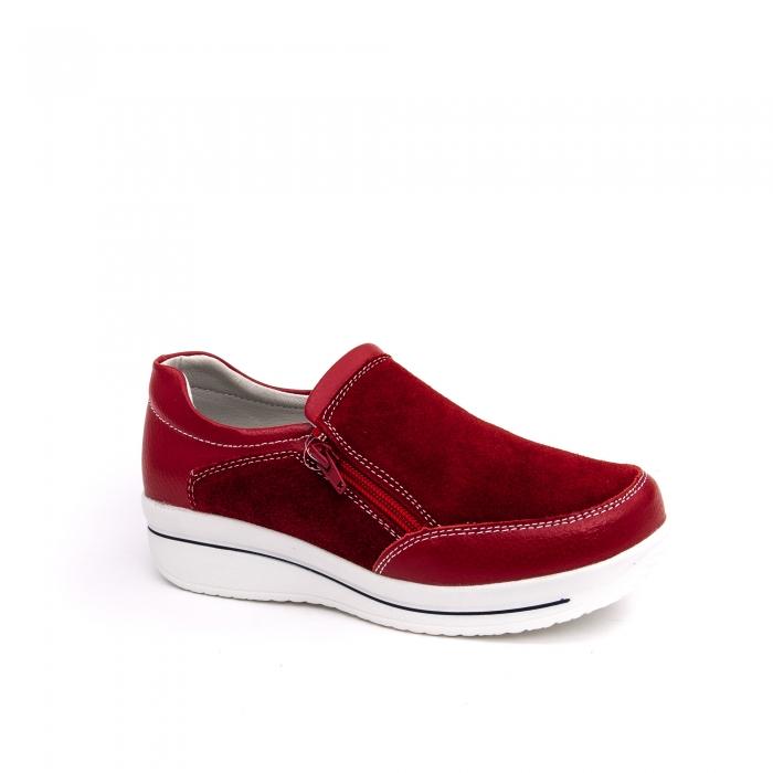 Pantof sport dama-cod F002-93 burgundy
