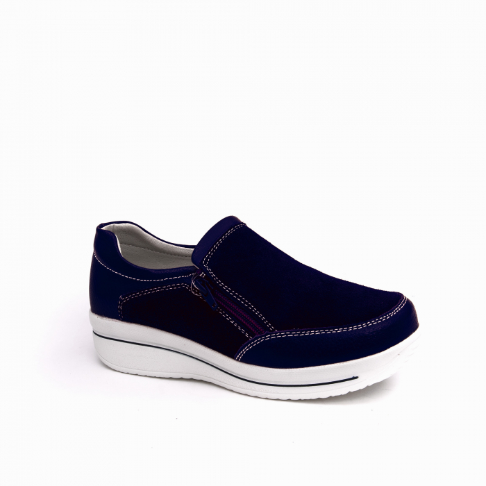 Pantof sport dama -cod F002-93 navy