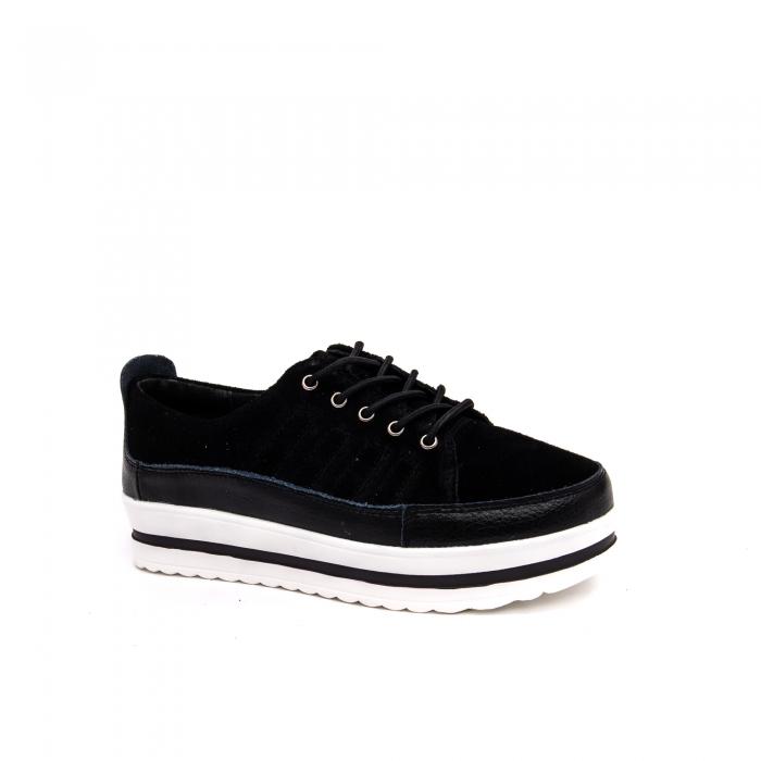 Pantof sport dama -cod VK-F001-447 black 0