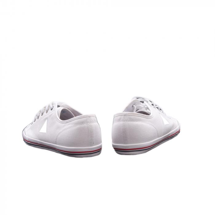 Pantofi sport de vara unisex Le Coq Sportif 1711173 grandville cvs, alb 4