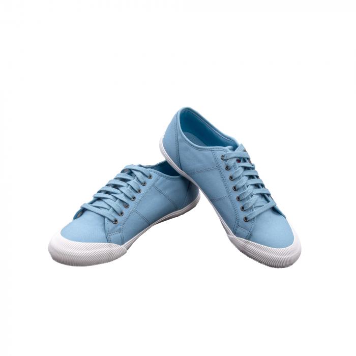 Pantofi sport de vara unisex Le Coq Sportif 1820071 deauvile sport, bleu 3