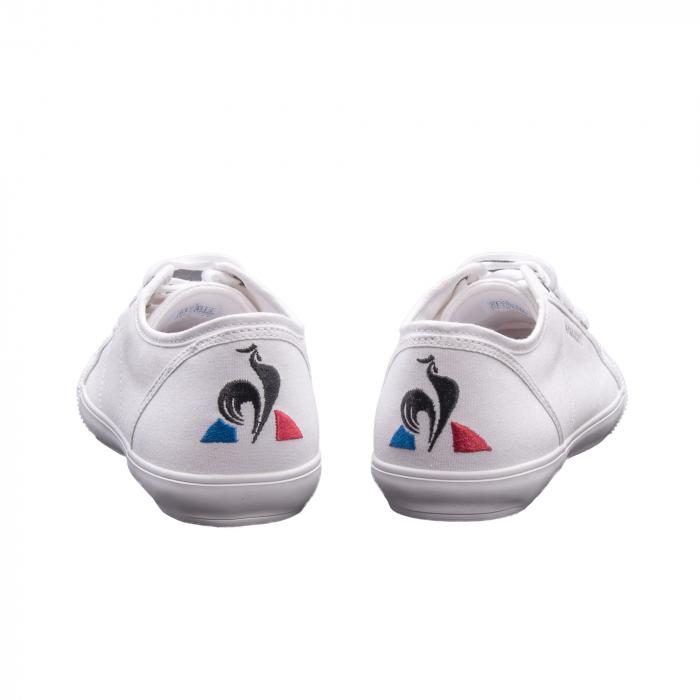 Pantofi sport vara  unisex Le Coq Sportif 1820069 deauville sport, alb 3