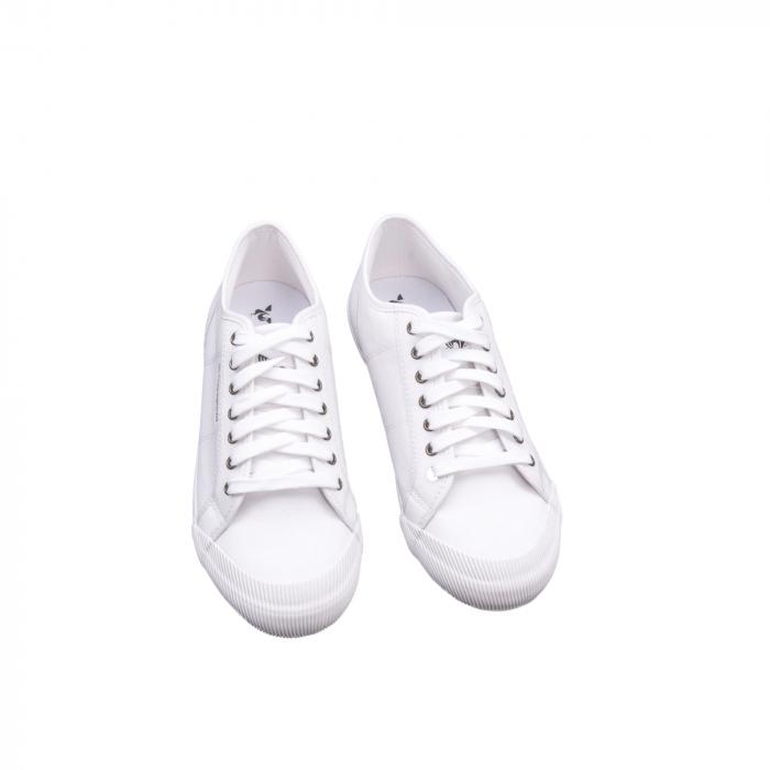 Pantofi sport vara  unisex Le Coq Sportif 1820069 deauville sport, alb 1