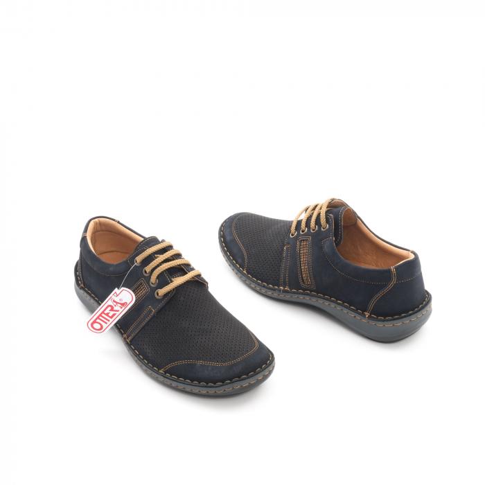 Pantof vara barbat OT 9559 42-2 bleumarin