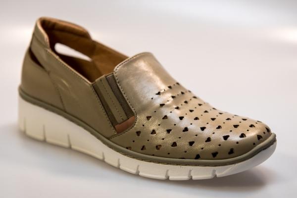 Pantof vara dama LFX 107 bej 0