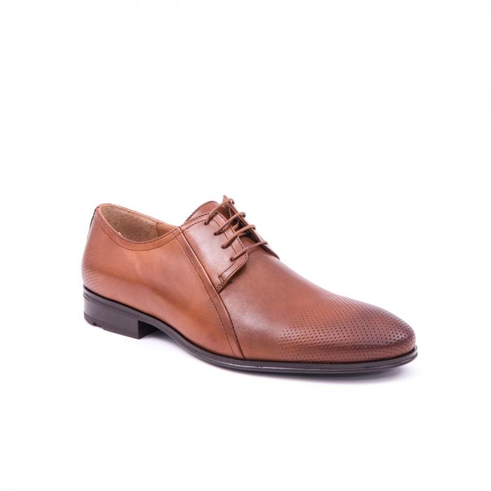 Pantofi barbat LFX 743 coniac 0
