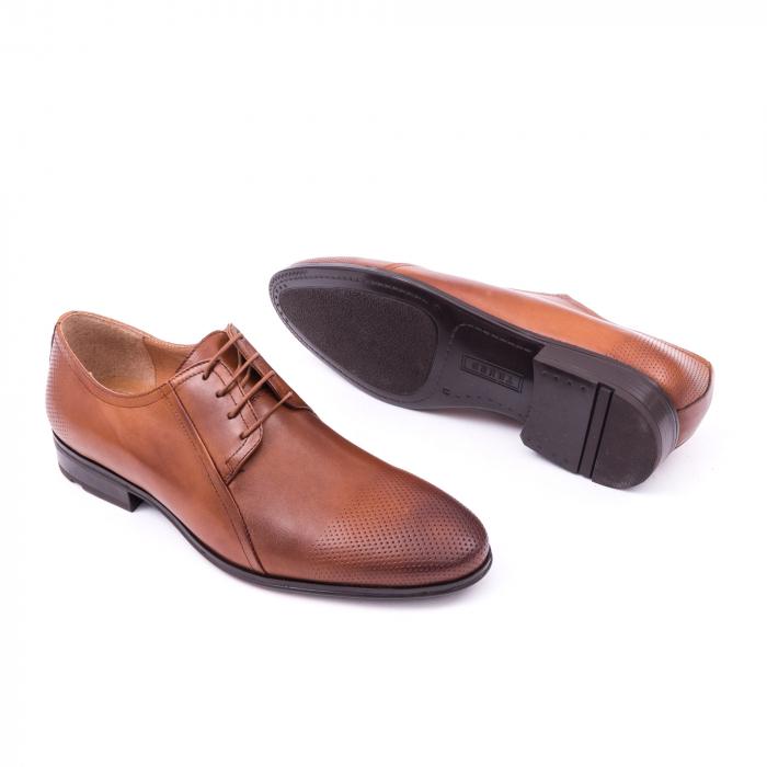 Pantofi barbat LFX 743 coniac 6