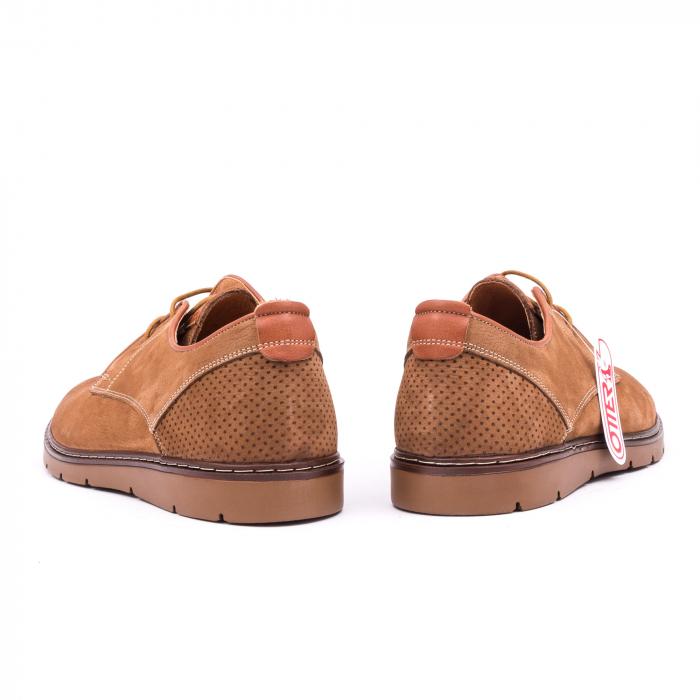 Pantofi casual barbat OT 5925-1 coniac