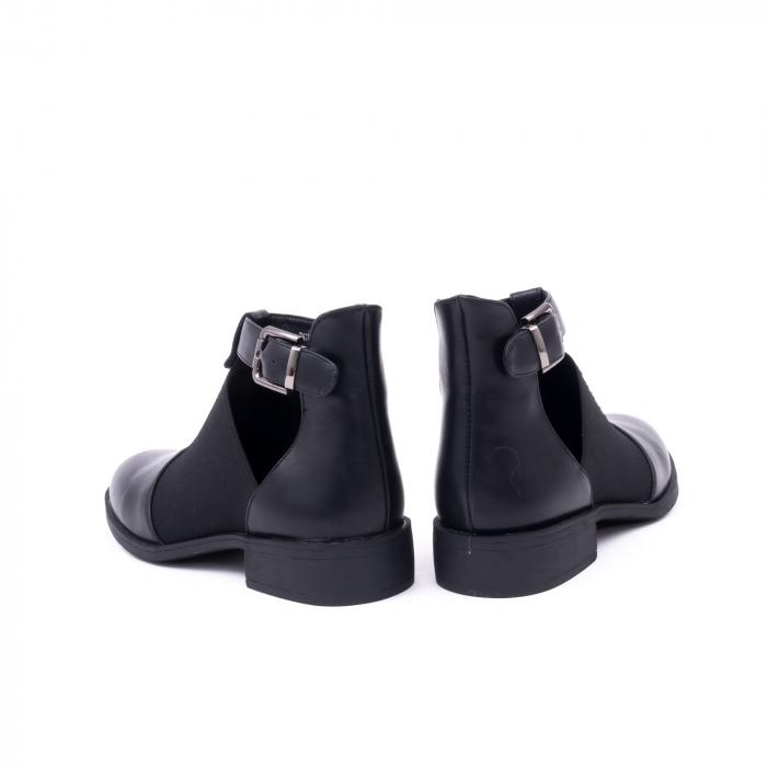 Pantofi casual dama 2809 negru