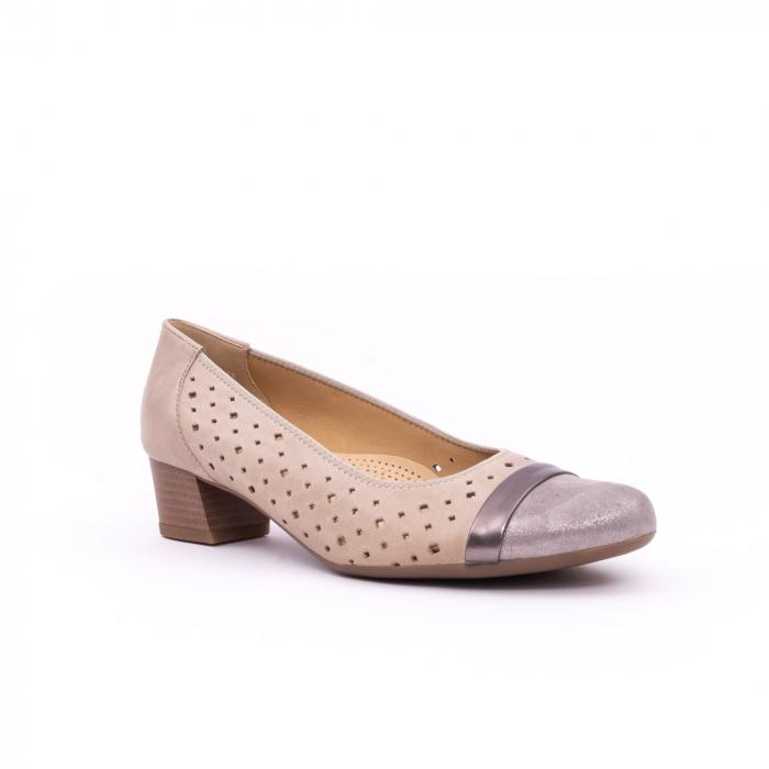 Pantofi dama marca ARA 12-35867 bej 0