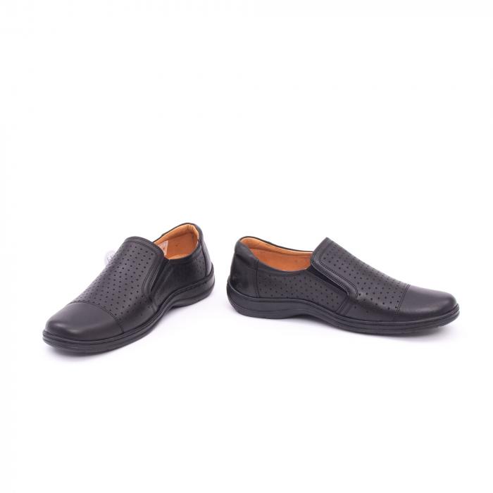 Pantofi de vara OT 151 negru box 6