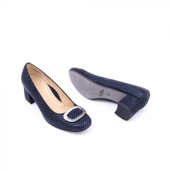 Pantofi eleganti Ara 12-35534 SQUAREKID MIDNIGHT 2