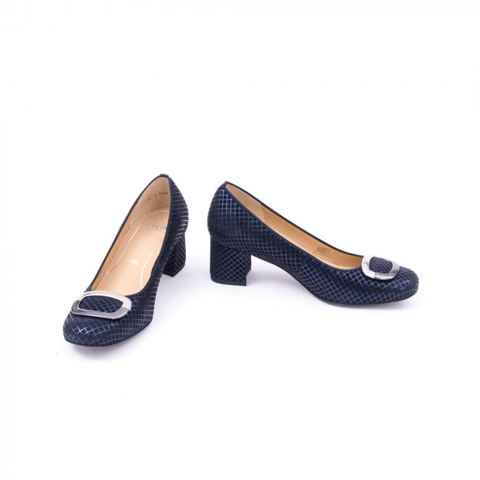 Pantofi eleganti Ara 12-35534 SQUAREKID MIDNIGHT 4