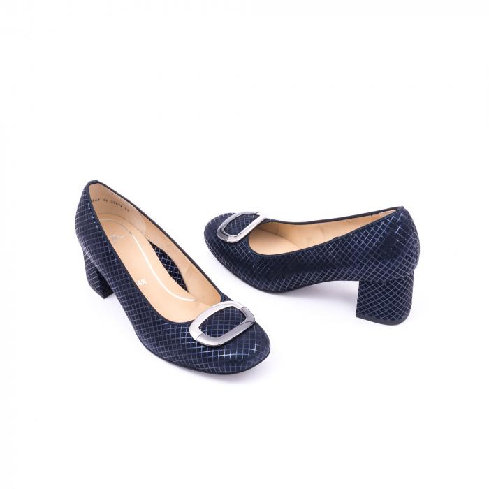 Pantofi eleganti Ara 12-35534 SQUAREKID MIDNIGHT 3