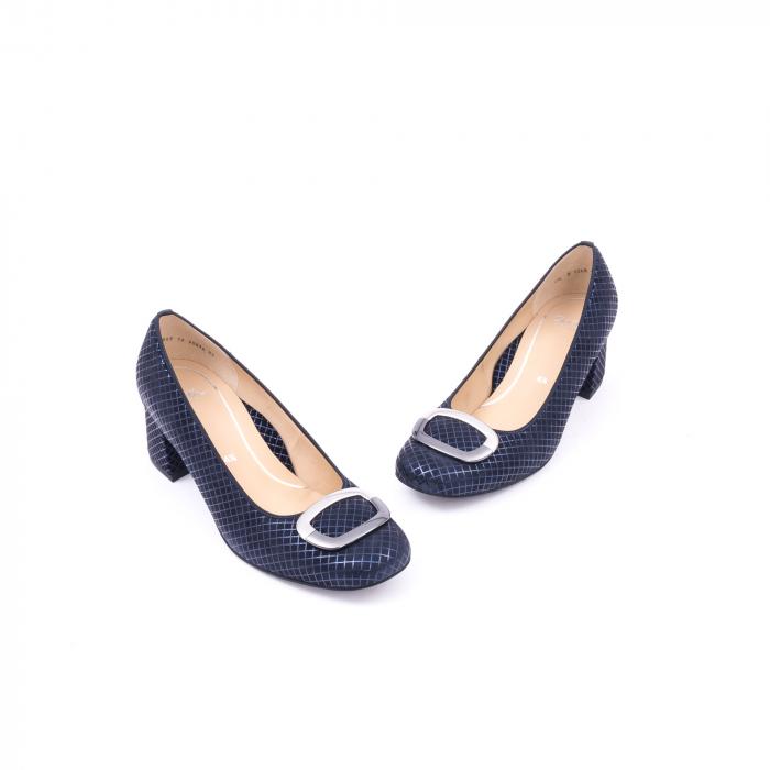 Pantofi eleganti Ara 12-35534 SQUAREKID MIDNIGHT 1