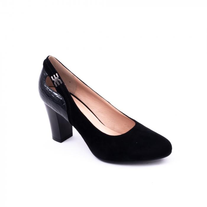 Pantofi eleganti dama 7090 negru