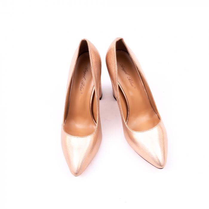 Pantofi eleganti dama 946 auriu 5