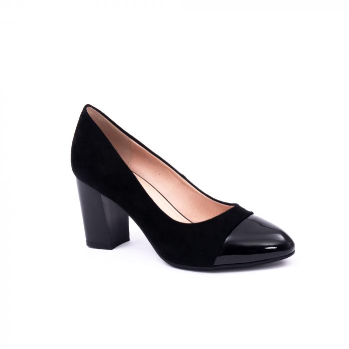 Pantofi eleganti dama 9502 negru 0