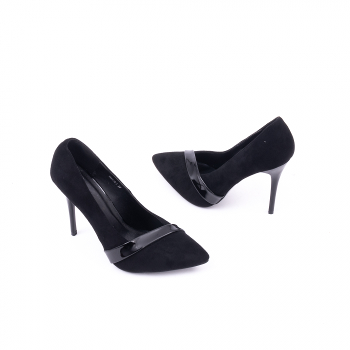 Pantofi eleganti dama 9516 negru 2