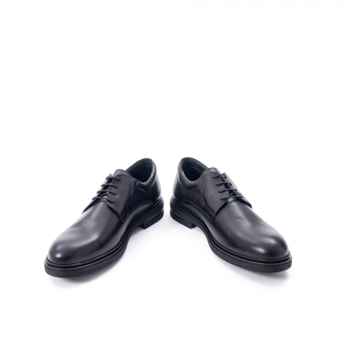 Pantofi eleganti de barbat din piele naturala,  998 negru 4