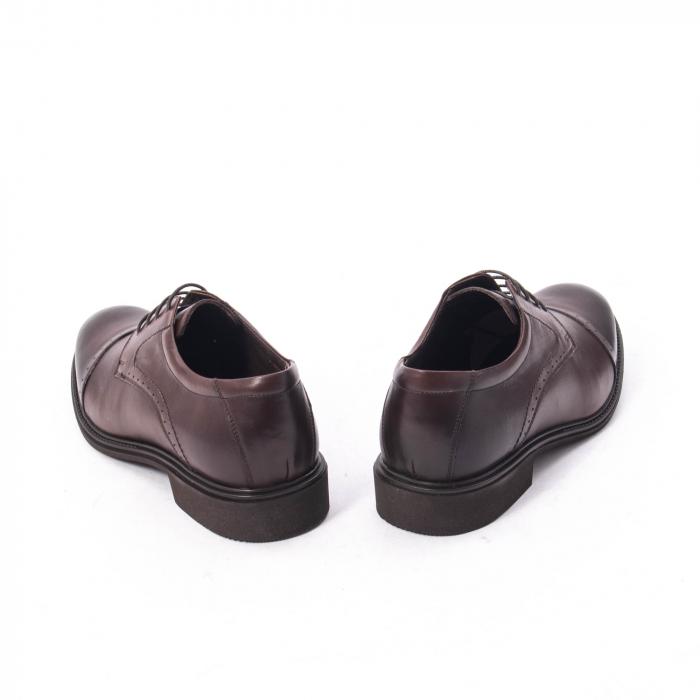 Pantofi eleganti de barbat,piele naturala Catali 172558 maro 6
