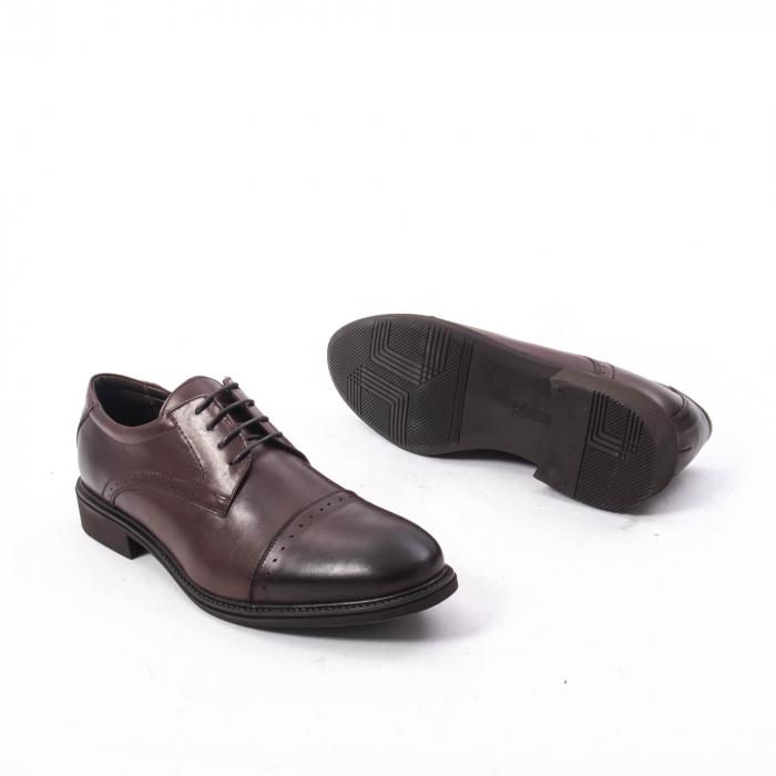 Pantofi eleganti de barbat,piele naturala Catali 172558 maro 3