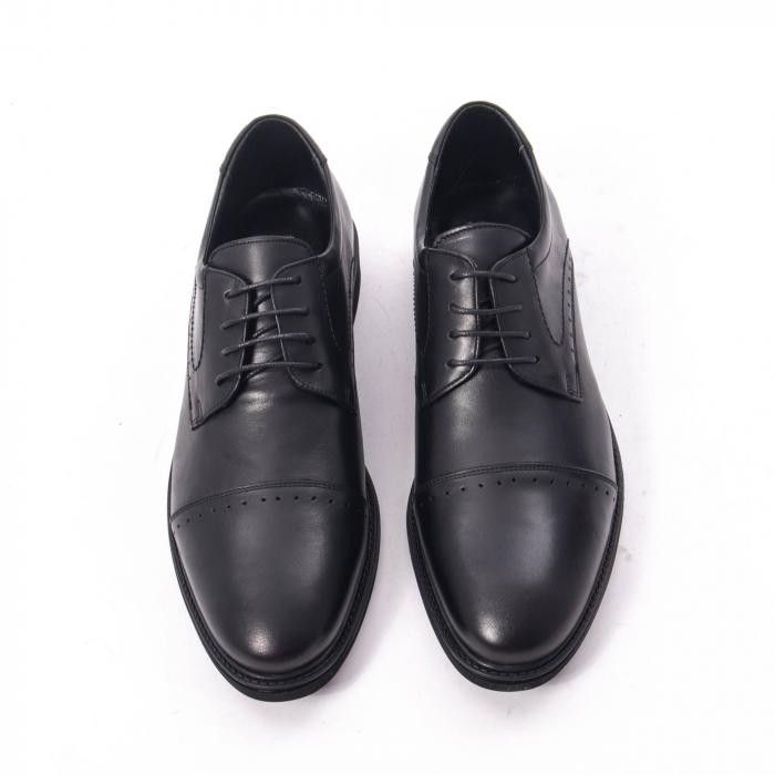 Pantofi eleganti de barbat,piele naturala Catali 172558 negru 5