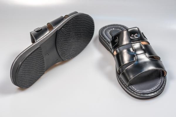 Papuc barbat LFX 945 negru box 3