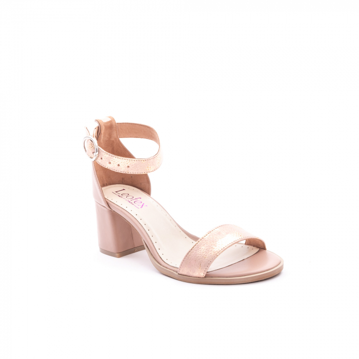 Sandale dama LFX 128 nude 0