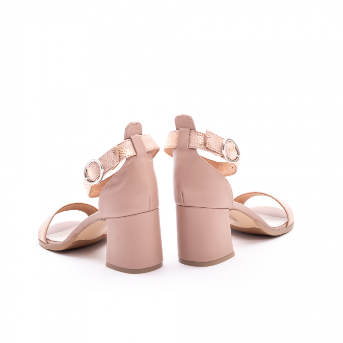 Sandale dama LFX 128 nude 6