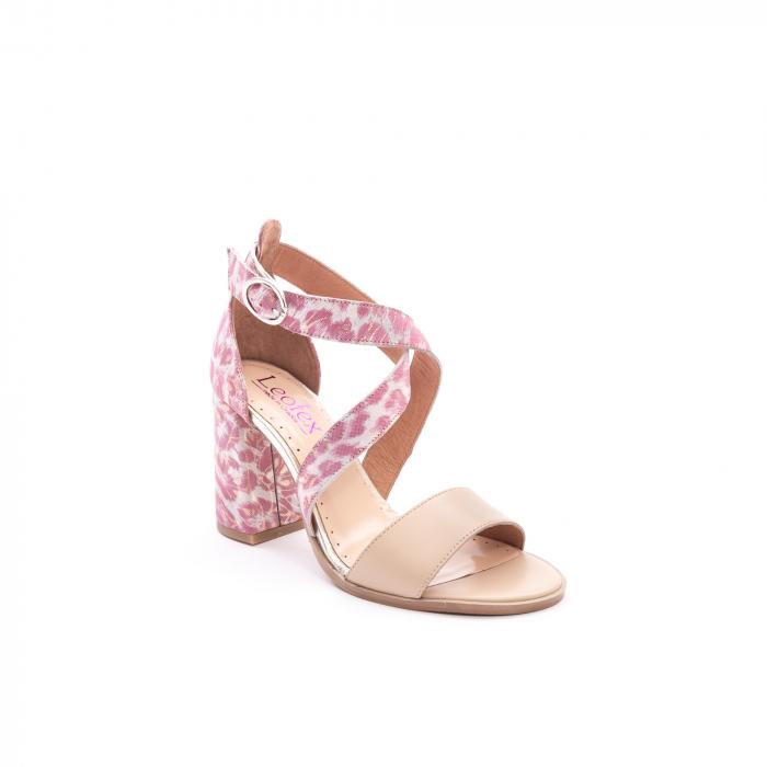 Sandale dama  LFX 139  nude roze 0