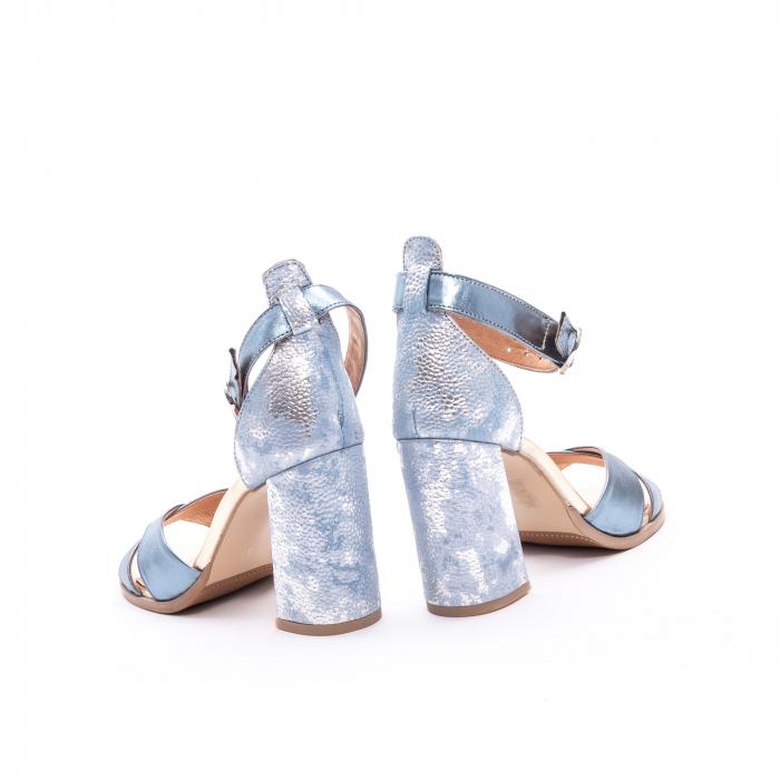 Sandale dama  LFX 148 blue sidef 6