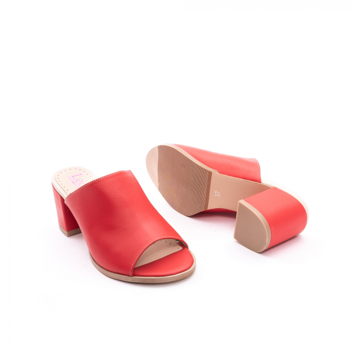 Sandale dama LFX 226 rosu box 2
