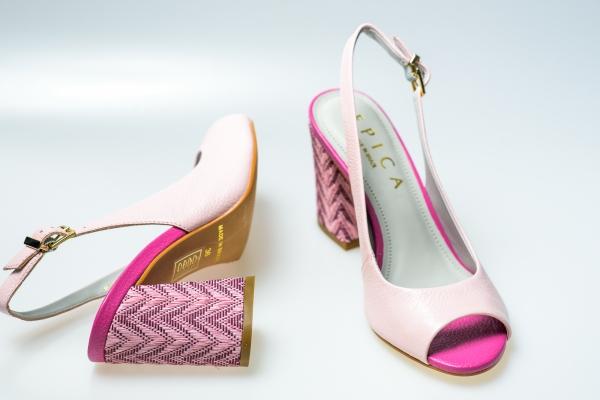 Sandale elegante dama  EPICA OE 6446-274-496 10-N 4