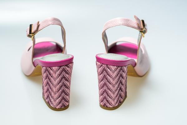 Sandale elegante dama  EPICA OE 6446-274-496 10-N 3