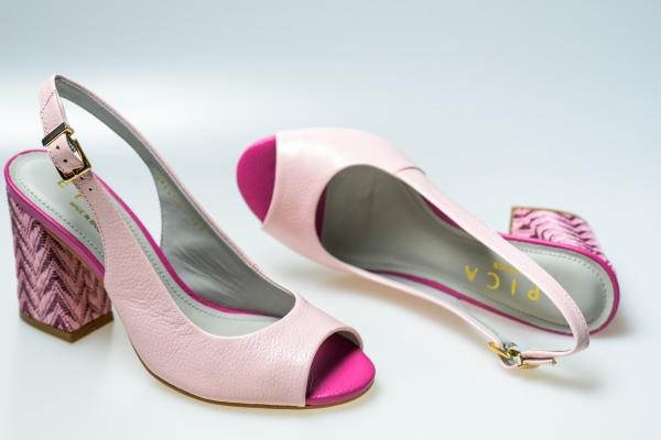 Sandale elegante dama  EPICA OE 6446-274-496 10-N 1
