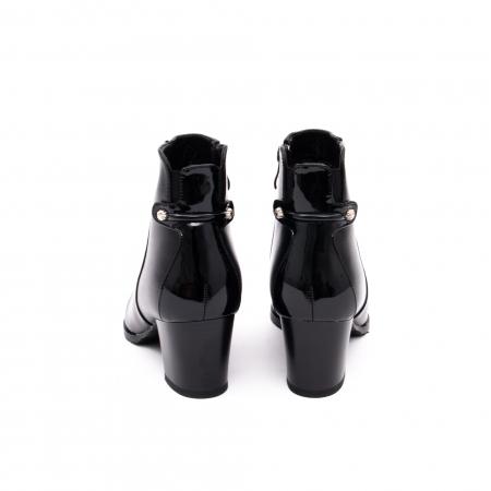 Botine elegante dama TN936 black3
