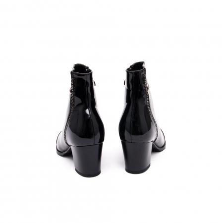 Botine elegante dama TN940 black3