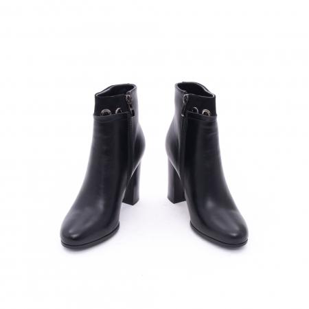 Botine elegante dama VN9327-1 Black4