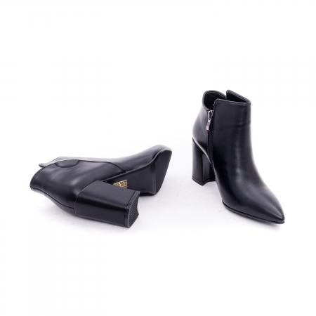 Botine elegante dama VN9357-4 black3