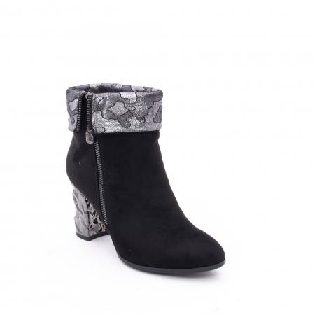 Botine elegante dama VN9375-1 black0