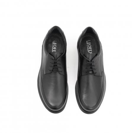Pantof barbat LFX 963 negru