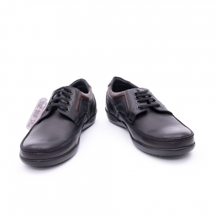Pantof barbat marca OTTER OT 222 negru