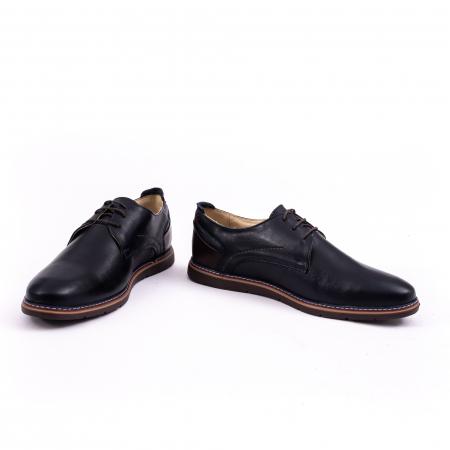 Pantof casual 191523 bleumarin4