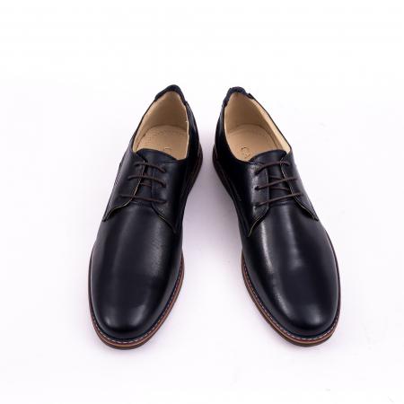 Pantof casual 191523 bleumarin5