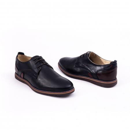 Pantof casual 191523 bleumarin3