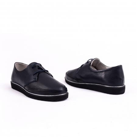 Pantof casual 191641 bleumarin