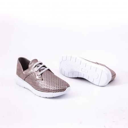 Pantof casual 191647 vizon2